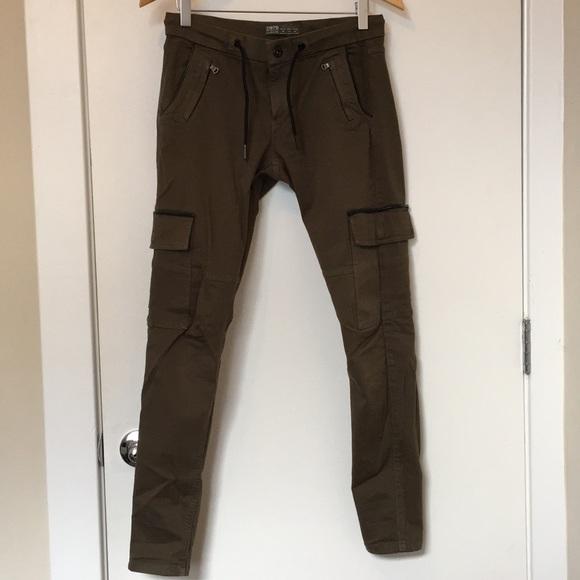 5a88845a Zara Pants | Z1975 Khakis Special Edition | Poshmark